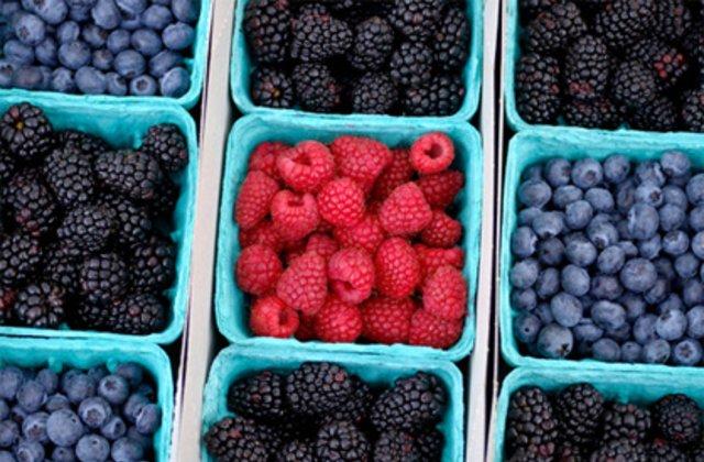 Maqui berry farmers Market
