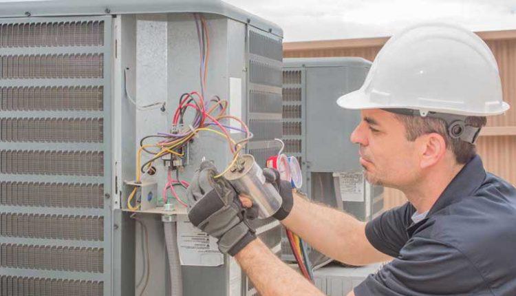 HVAC Professionals Offer Services