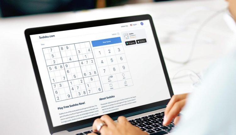 Easybrain Free Sudoku Puzzle
