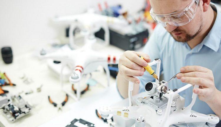 Drone Repair And Maintenance