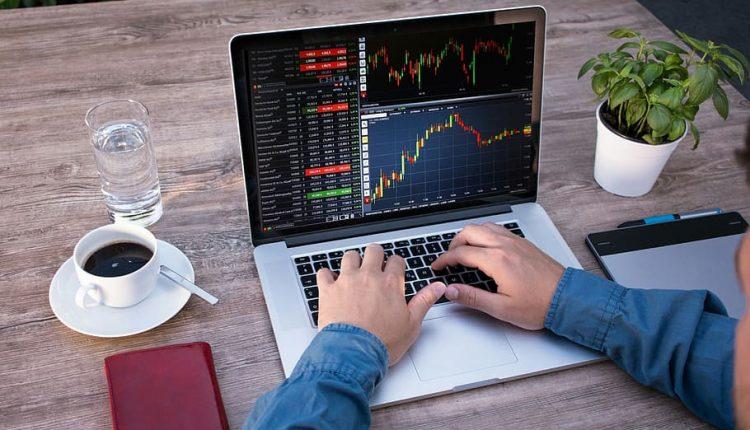 Stock Broker Investing